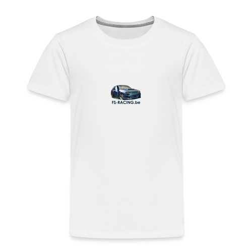 tshirtlogo1 - Kinderen Premium T-shirt