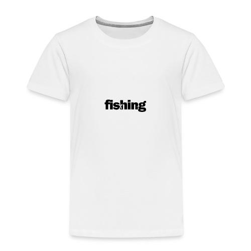 Word Fishing - Camiseta premium niño