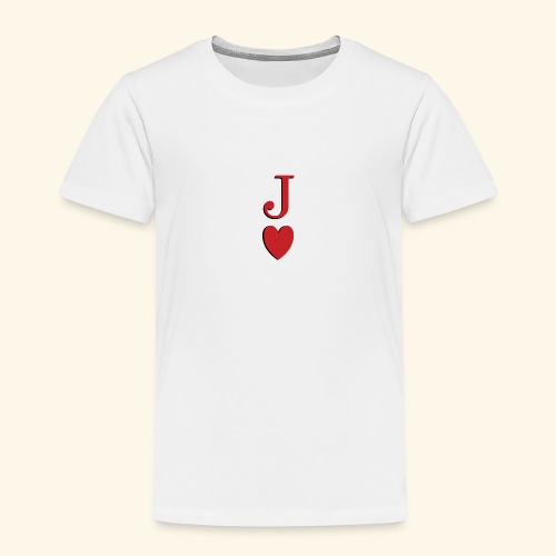 Valet de trèfle - Jack of Heart - Reveal - T-shirt Premium Enfant