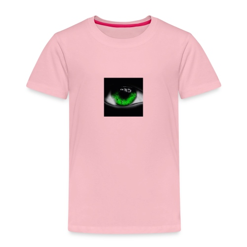 Green eye - Kids' Premium T-Shirt