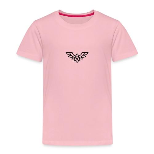 Clean Plain Logo - Kids' Premium T-Shirt