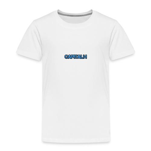 Team H White T-shirt! - Kids' Premium T-Shirt