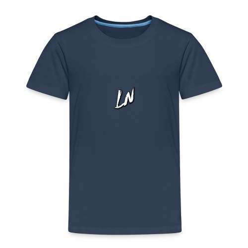 Linda Newby Logo - Kids' Premium T-Shirt