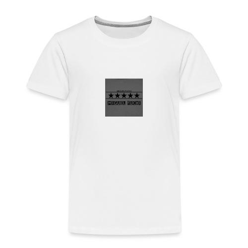 2 - Camiseta premium niño