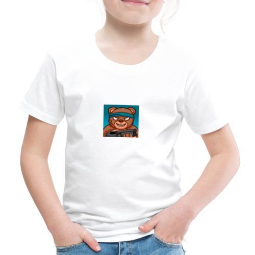 teddy - Premium T-skjorte for barn
