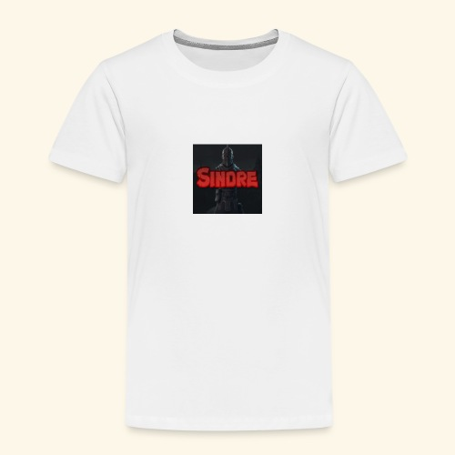 den nyeste logoen min - Premium T-skjorte for barn
