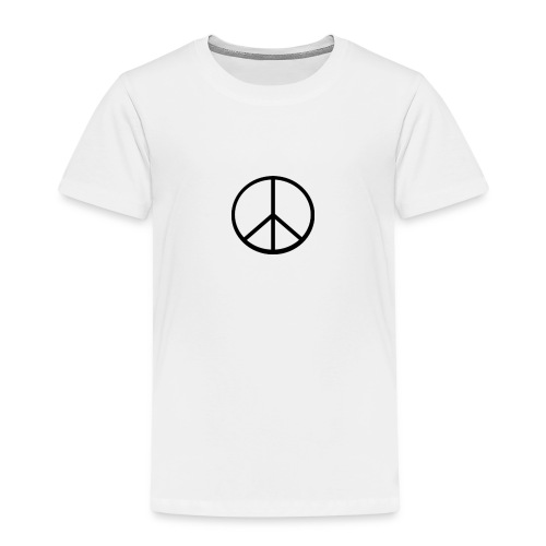 peace - Premium-T-shirt barn