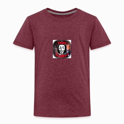 Always TeamWork - Kinderen Premium T-shirt