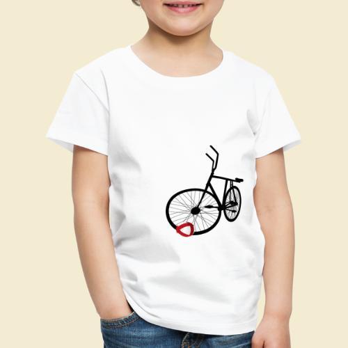 Radball | Black - Kinder Premium T-Shirt