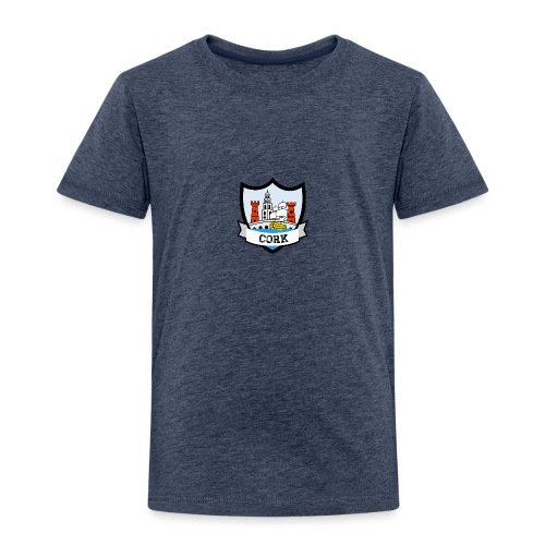 Cork - Eire Apparel - Kids' Premium T-Shirt
