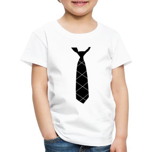 Krawatte - Kinder Premium T-Shirt