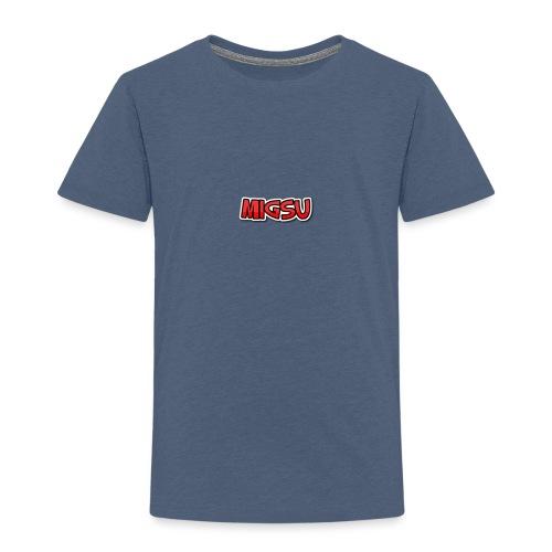 RAndom migsu paita - Lasten premium t-paita