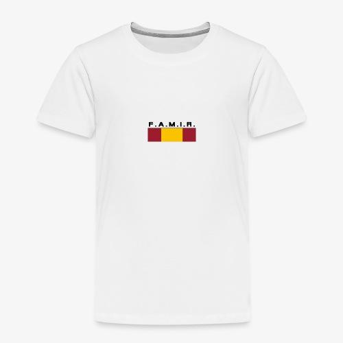 CHAPA FAMIR - Camiseta premium niño