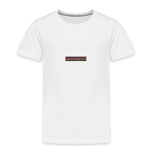Abgecracked - Kinder Premium T-Shirt