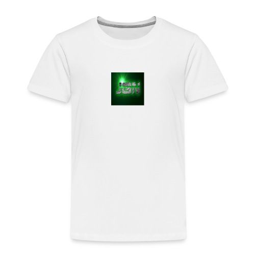 jgn_logo- - Kinderen Premium T-shirt