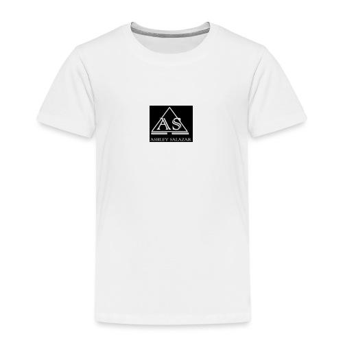 ASHLEYSALAZAR - Camiseta premium niño