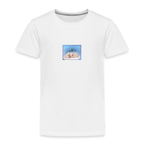 poesje 1 - Kinderen Premium T-shirt