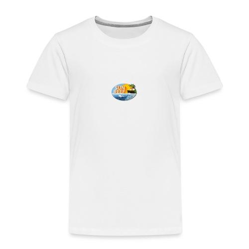 logo Sunreef - Kinderen Premium T-shirt
