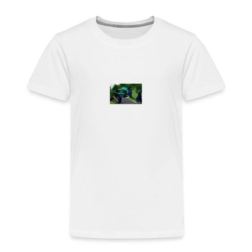 Minecraft - Kinder Premium T-Shirt