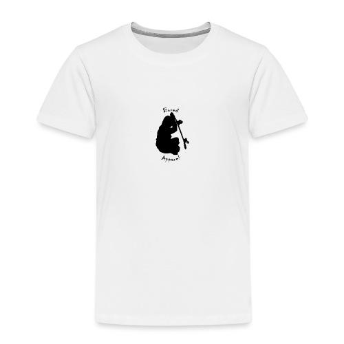 black bored apparel logo - Kids' Premium T-Shirt