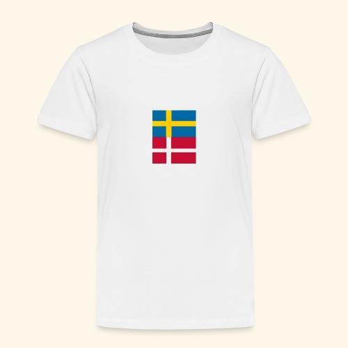 SWEDK png - Premium-T-shirt barn