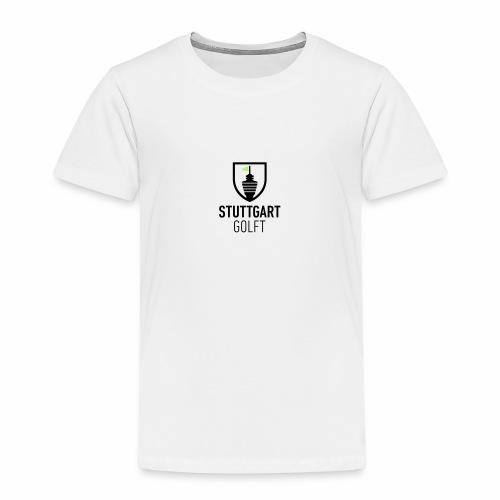 STUTTGART GOLFT - Kinder Premium T-Shirt