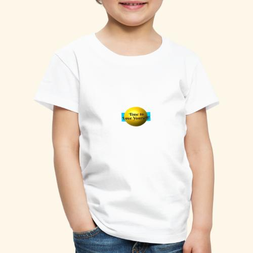 Time to Love Yourself - Kinder Premium T-Shirt
