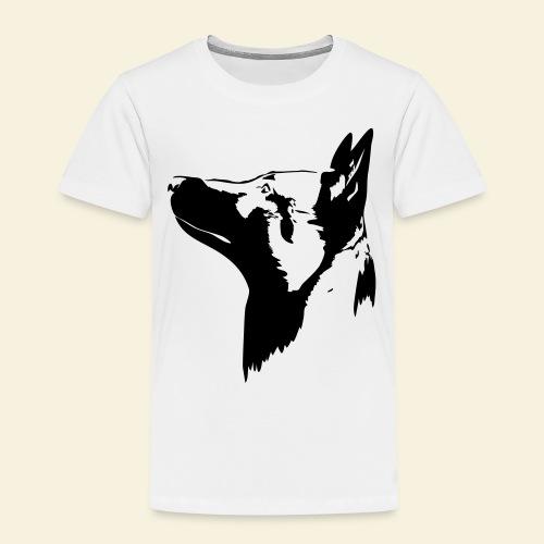 Malinois Portrait - Kinder Premium T-Shirt