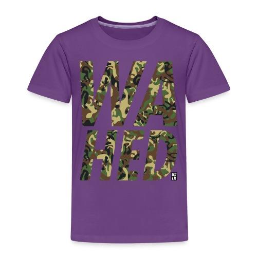 WAHED - Kinderen Premium T-shirt