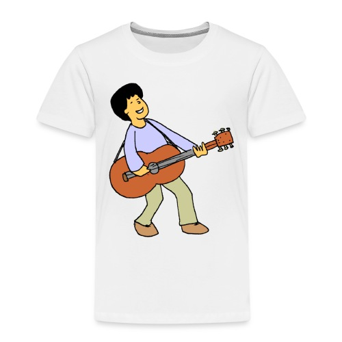 play music - Kids' Premium T-Shirt