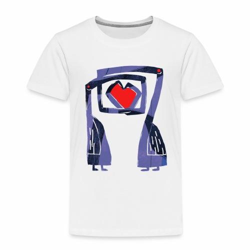 Love birds - Kinderen Premium T-shirt