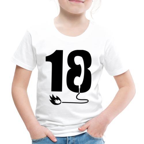 18 - T-shirt Premium Enfant