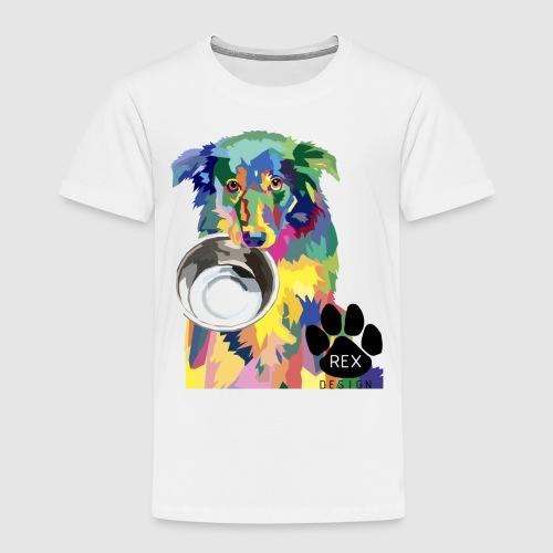 #AdoptDontShop - Kids' Premium T-Shirt
