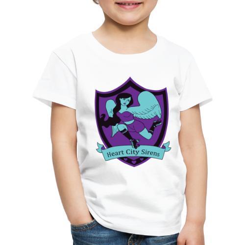 sirens - Premium-T-shirt barn