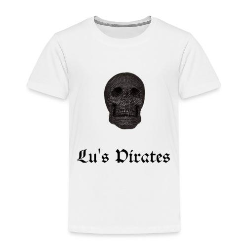 Totenkopf Logo - Kinder Premium T-Shirt