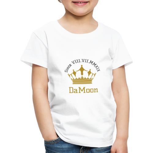 DaMoon Black - Kinder Premium T-Shirt