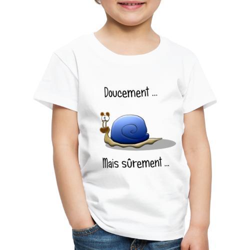 doucement mais surement - T-shirt Premium Enfant