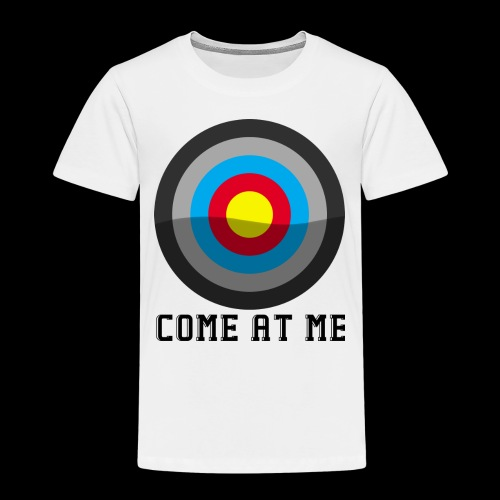 Come At Me - Børne premium T-shirt