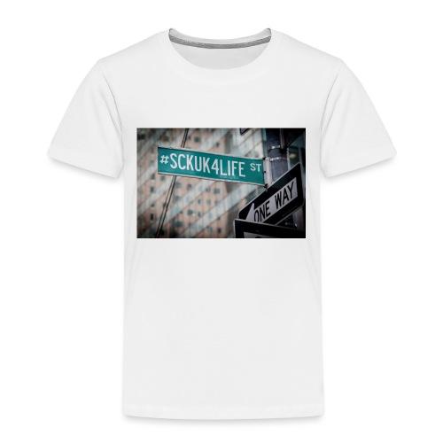 Street Sign - Kids' Premium T-Shirt