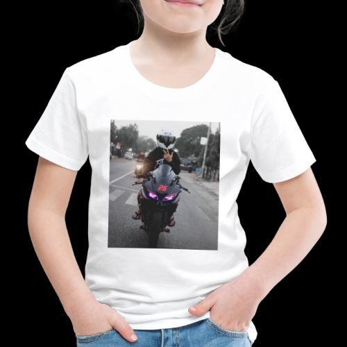 Raider Gohst - Kinder Premium T-Shirt