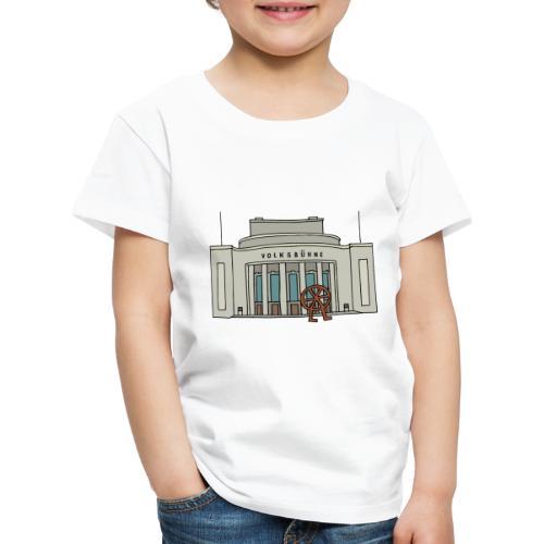 Volksbühne di Berlino c - Maglietta Premium per bambini