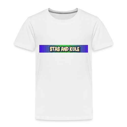 Shirt Logo - Kids' Premium T-Shirt