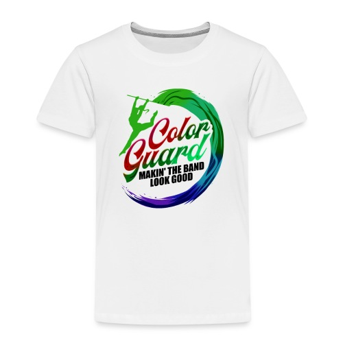 Color Guard Gift Makin' the Band Look Good - Kids' Premium T-Shirt