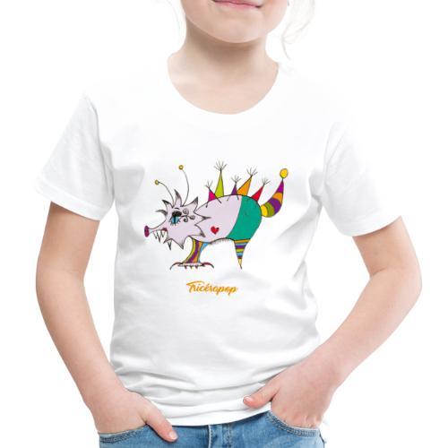 Tricérapop - T-shirt Premium Enfant