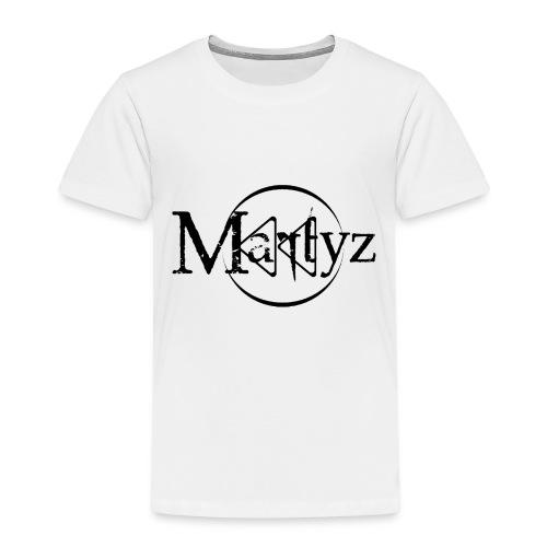 MARTYZ Logo noir - T-shirt Premium Enfant