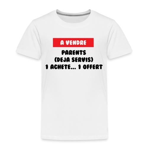 A vendre - T-shirt Premium Enfant
