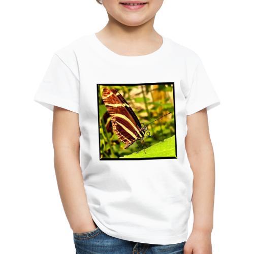 Schmetterling - Kinder Premium T-Shirt