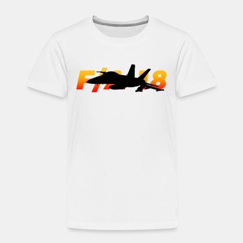 F/A-18 Super Hornet | F 18 | F18 | F/A18 | Hornet - Kids' Premium T-Shirt