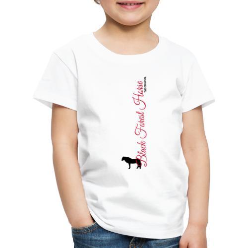 BlackForestHorse - Kinder Premium T-Shirt