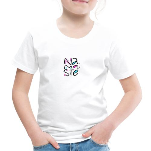 Namaste - T-shirt Premium Enfant